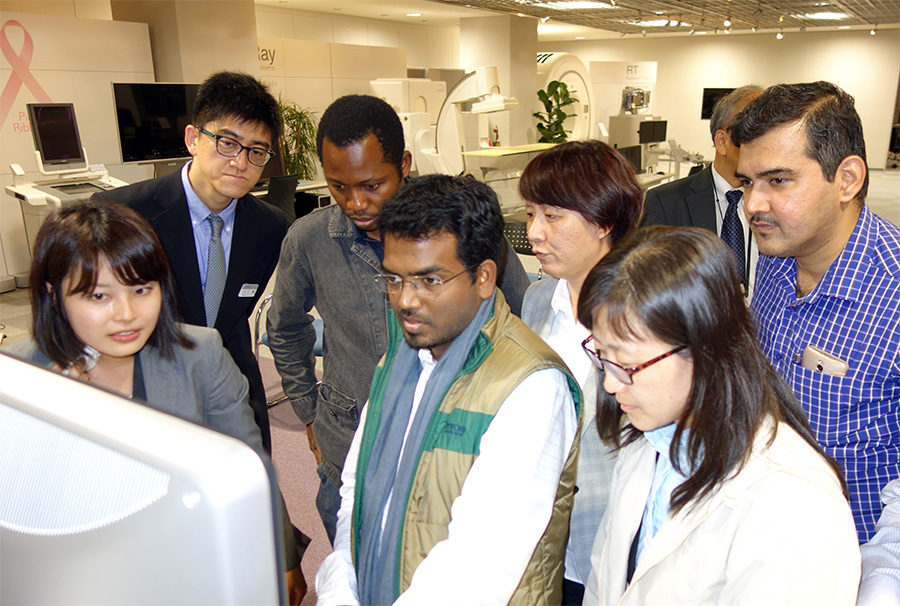 International Student and Researcher Event: Hitachi Medical Forum